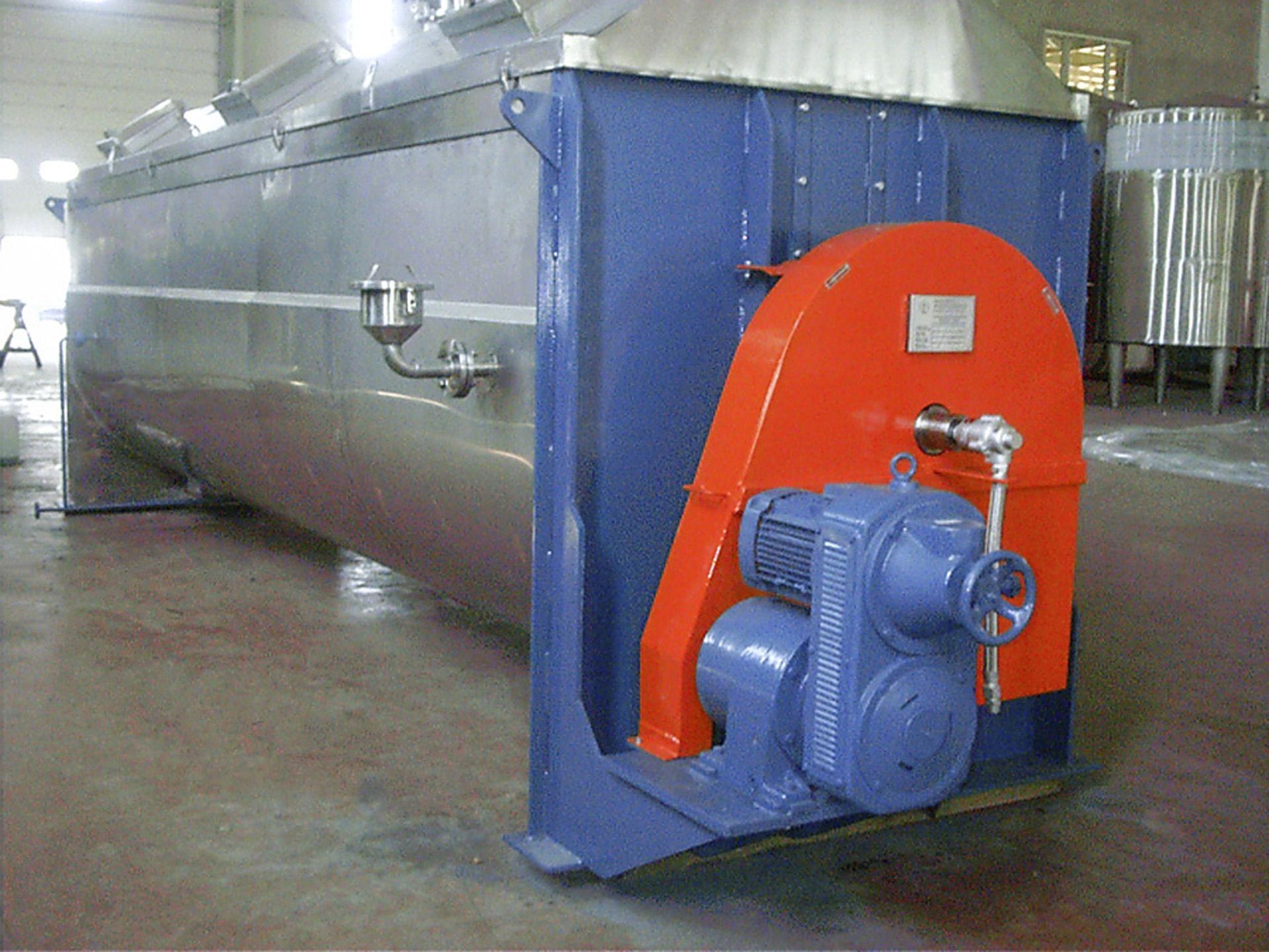 Tubular Dryer