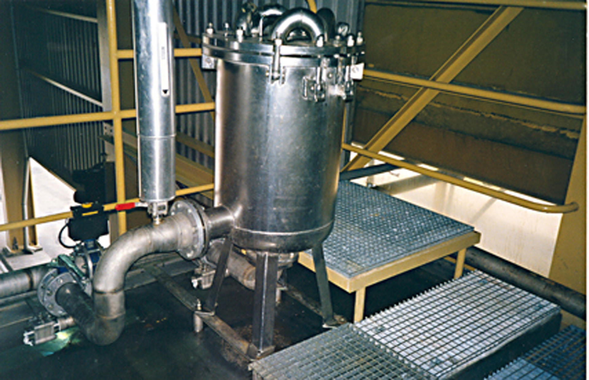 Starch Derivatives Production