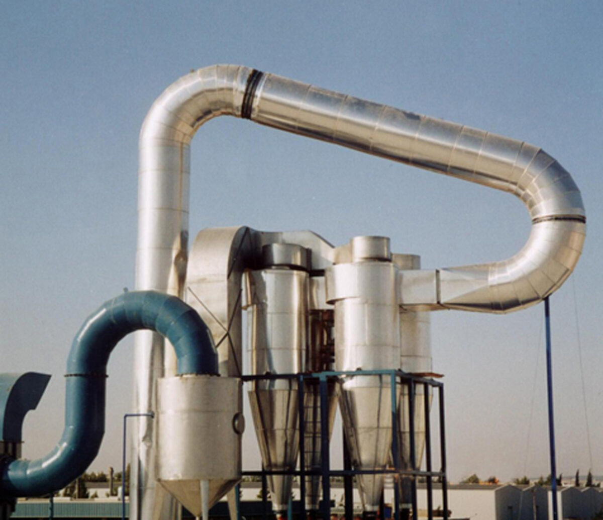 Pneumatic Dryer - Ant Group