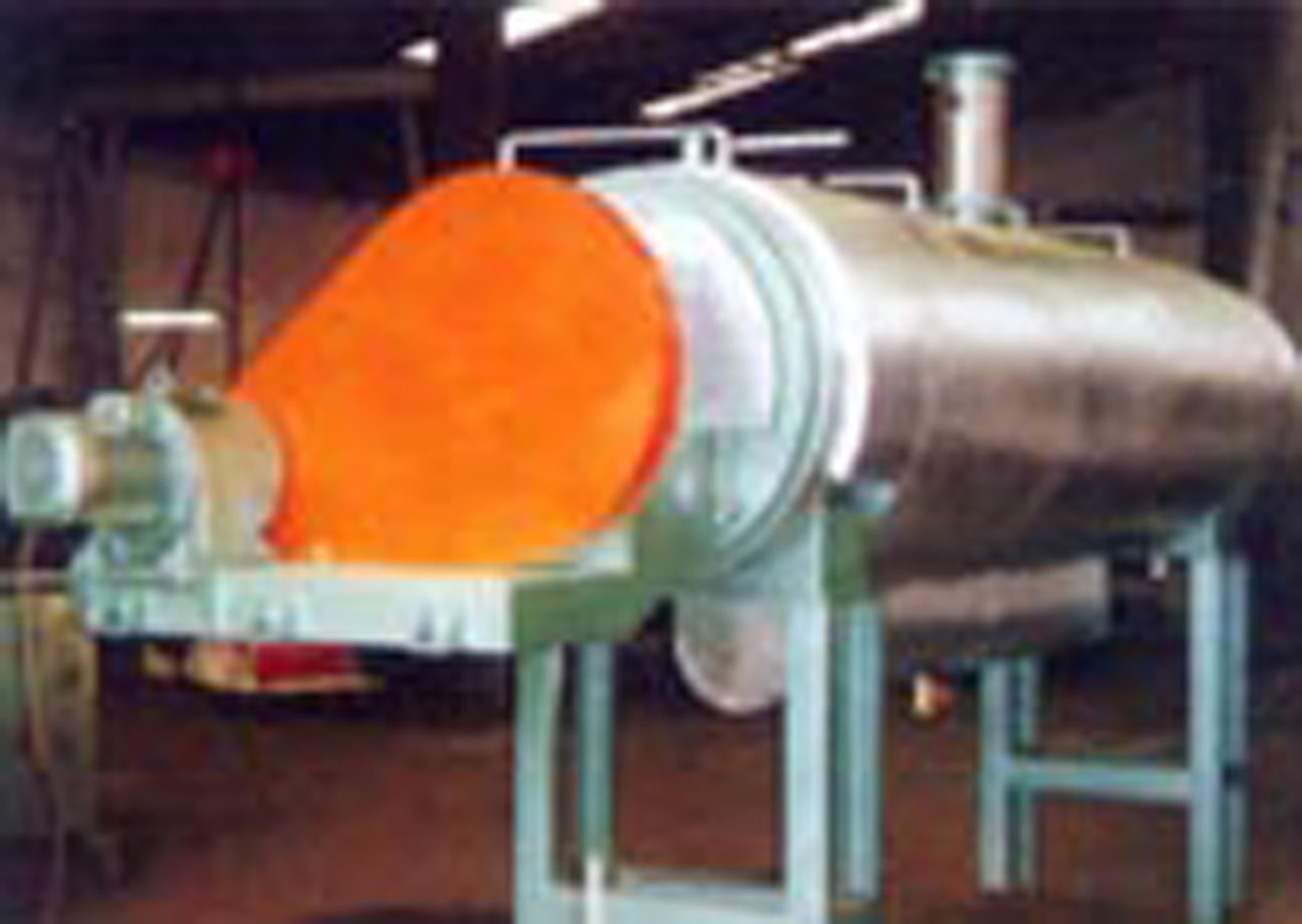 Rotary Vacuum Dryer
