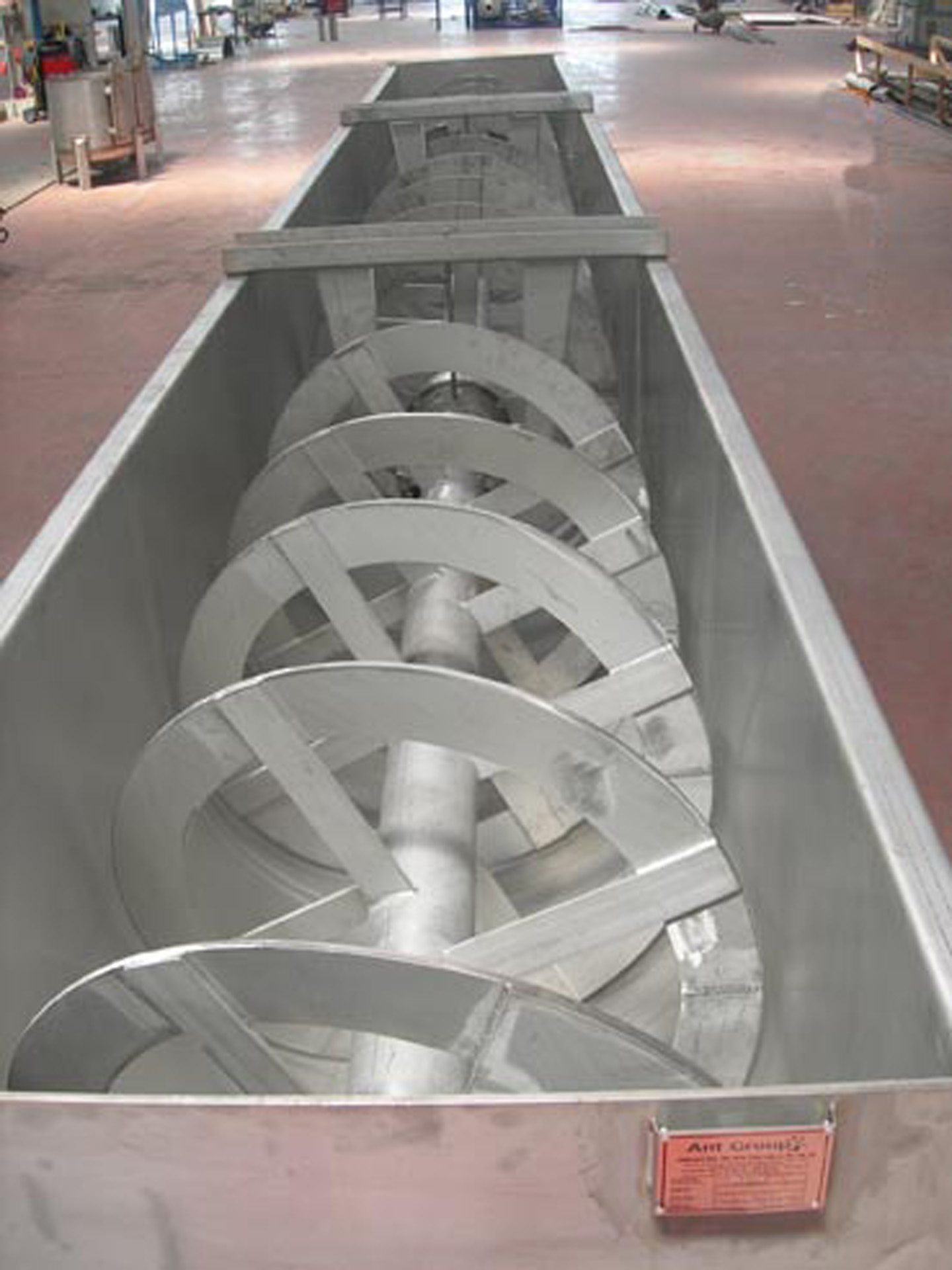 Screw Conveyors