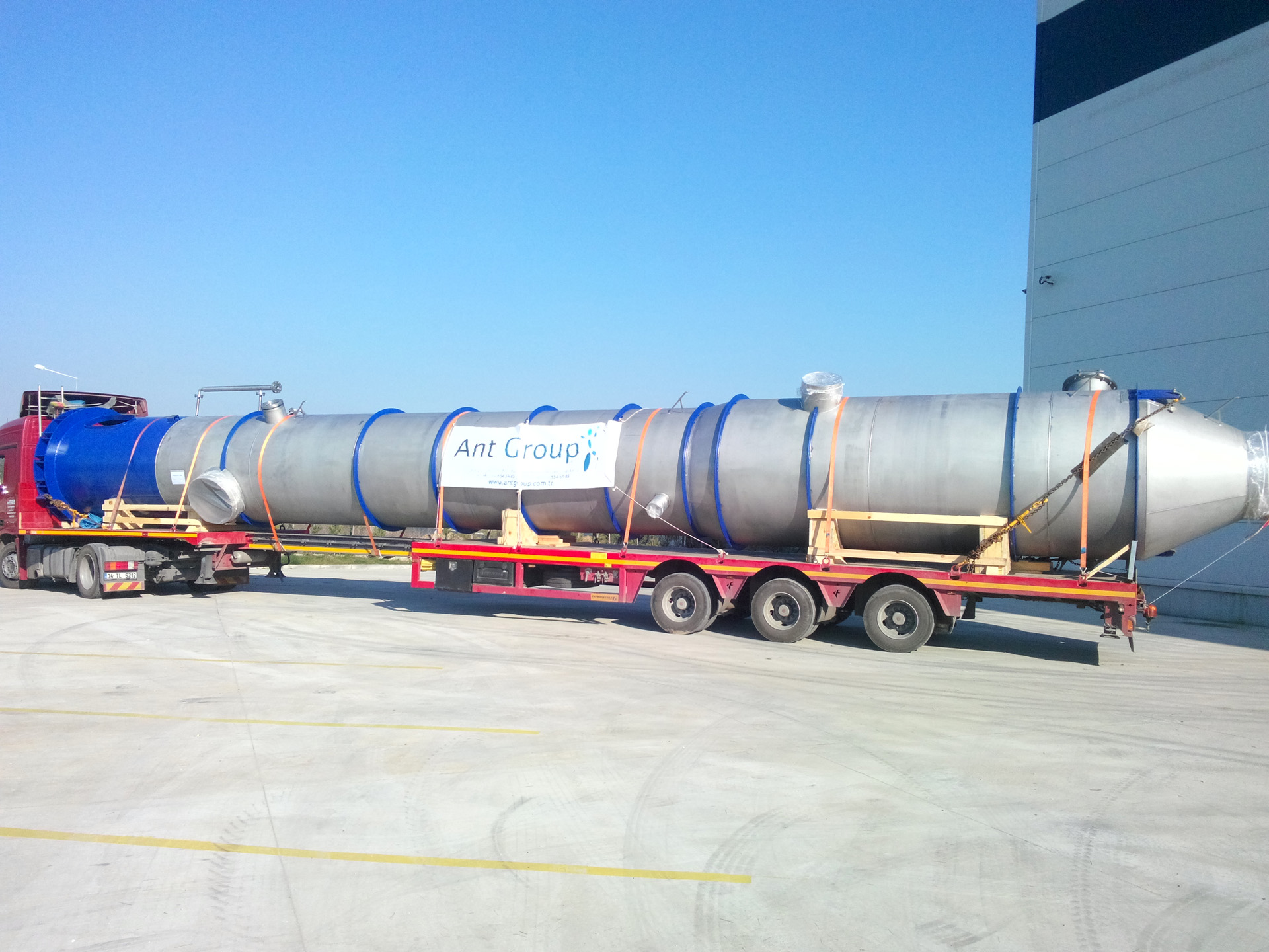 Stainless Steel Tanks & Various Equipment