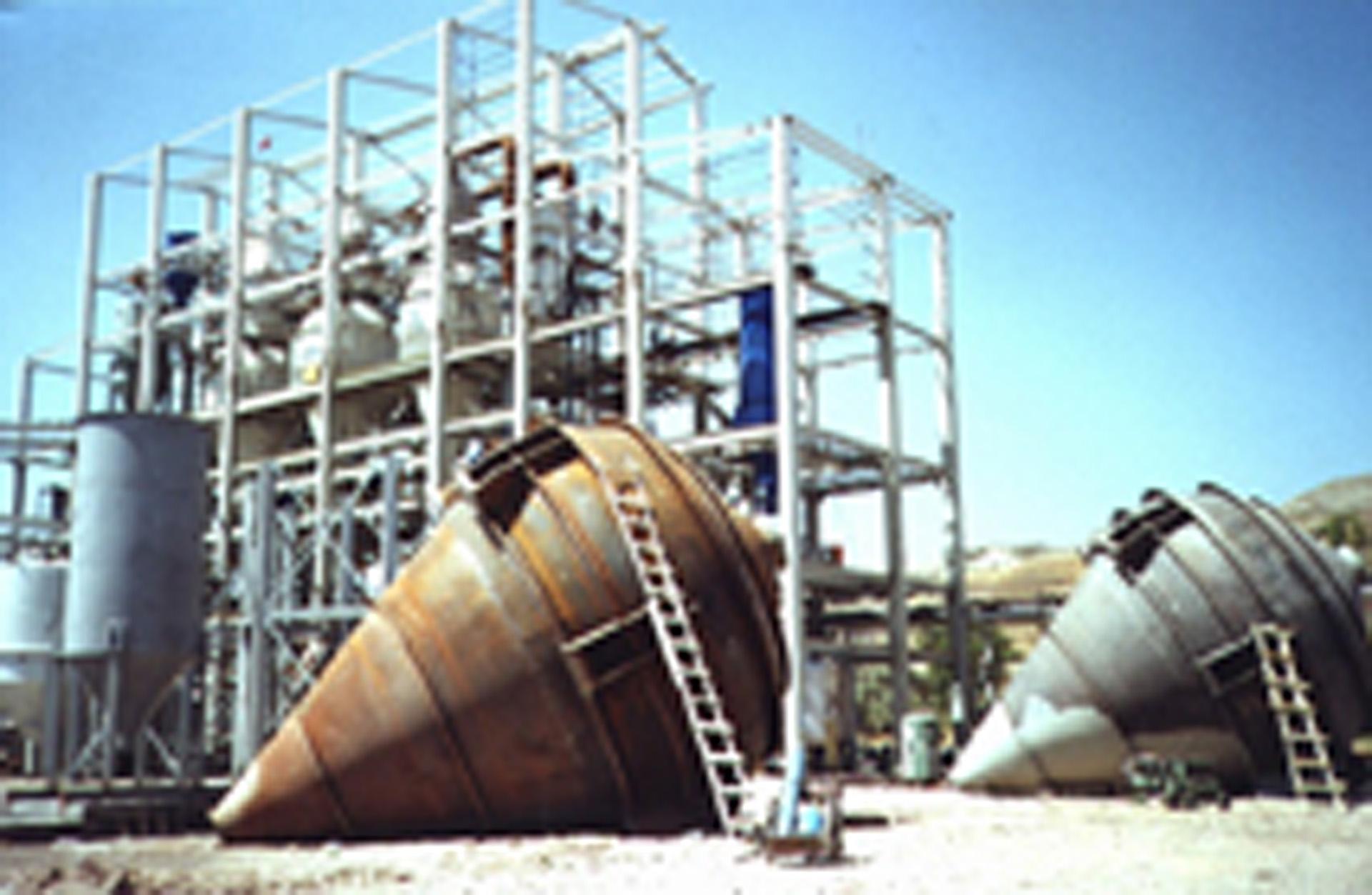 Tuz Üretim Tesisleri
