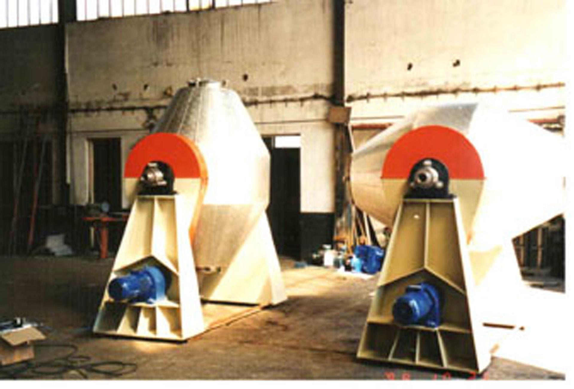 Rotary Cone Vacuum Dryer